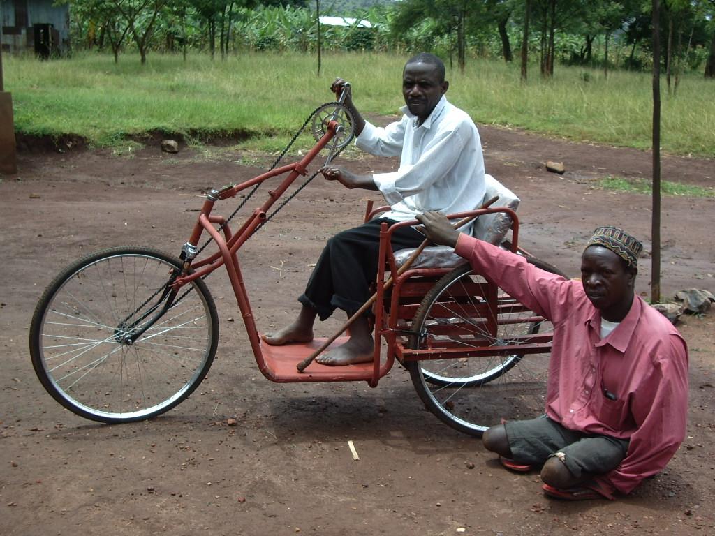 3-wheal-hand-bike