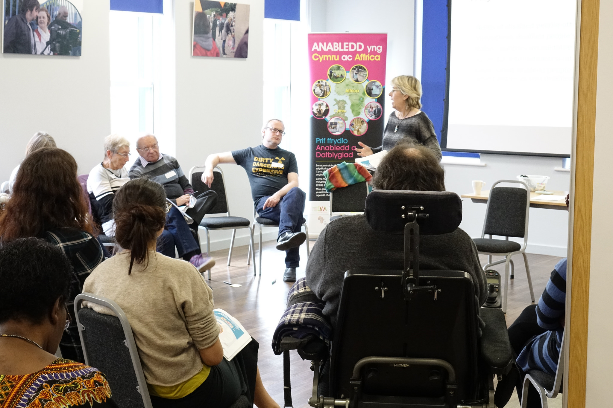 disability inclusion training event April 2017
